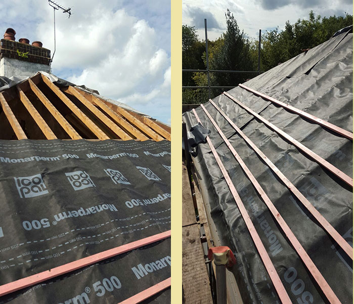 House Martins Roofing Watford